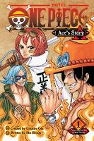 One Piece: Ace's Story, Vol. 1: Formation of the Spade Pirates - One Piece Novels 1 (Paperback)