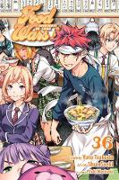 Food Wars!: Shokugeki no Soma, Vol. 36 - Food Wars!: Shokugeki no Soma 36 (Paperback)