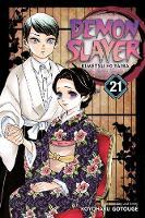 Demon Slayer: Kimetsu no Yaiba, Vol. 21 - Demon Slayer: Kimetsu no Yaiba 21 (Paperback)