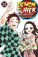 Demon Slayer: Kimetsu no Yaiba, Vol. 23 - Demon Slayer: Kimetsu no Yaiba 23 (Paperback)