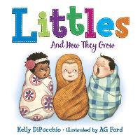 Littles: And How They Grow (Board book)