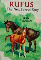 Rufus: the New Forest Pony (Paperback)