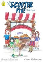 The Scooter Five: Ring of gold - The Scooter Five children rhyming stories 2 (Paperback)