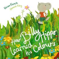 How Billy Hippo Learned His Colours (Paperback)