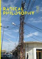 Radical Philosophy 2.01 - 2 01 (Paperback)