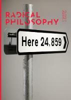 Radical Philosophy 2.02 - 2 02 (Paperback)