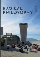 Radical Philosophy 2.04 / Spring 2019 - Radical Philosophy 2.04 (Paperback)