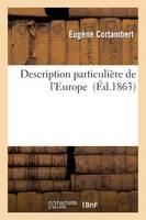 Description Particuli re de l'Europe - Histoire (Paperback)