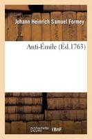 Anti-�mile - Philosophie (Paperback)