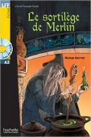 Le sortilege de Merlin - Livre + CD