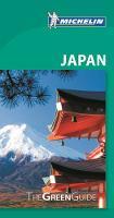 Green Guide Japan - Michelin Green Guide (Paperback)
