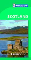 Green Guide Scotland - Michelin Green Guide (Paperback)