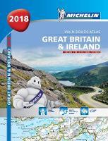 Great Britain & Ireland Atlas 2018 (Spiral bound)
