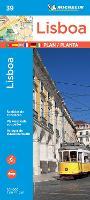 Michelin Lisbon Map 39 - Maps/City (Michelin) (Paperback)