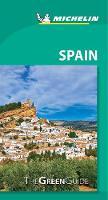 Michelin Green Guide Spain - Green Guide/Michelin (Paperback)