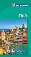 Michelin Green Guide Italy (Travel Guide) - Green Guide/Michelin (Paperback)
