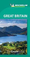 Michelin Green Guide Great Britain - Green Guide/Michelin (Paperback)