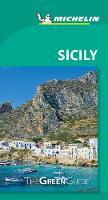 Michelin Green Guide Sicily - Green Guide/Michelin (Paperback)