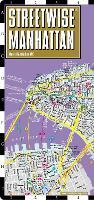 Streetwise Manhattan Map - Laminated City Center Street Map of Manhattan, New York - Michelin Streetwise Maps (Sheet map, folded)