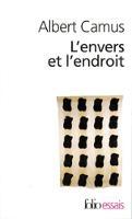 L' Envers Et l'Endroit - Folio essais (Paperback)