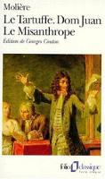 Le Tartuffe/Dom Juan/Le Misanthrope (Paperback)