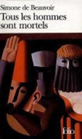 Tous Les Hommes Sont Mortels (Paperback)