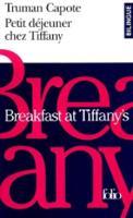 Petit dejeuner chez Tiffany (Paperback)