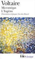 Micromegas, suivi de L'ingenu (Paperback)