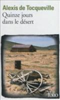 Quinze Jours Dans Le Desert (Paperback)