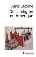 De LA Religion En Amerique: Essai D'Histoire Politique (Paperback)