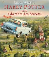 Harry Potter et la chambre des sercets, illustre par Jim Kay