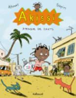 Akissi 1 Attaque de chats (Paperback)