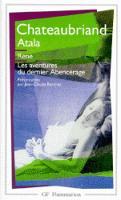 Atala/Rene/Les aventures du dernier Abencerage (Paperback)
