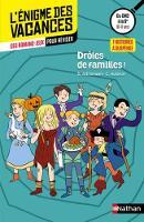 Droles de familles! (Paperback)