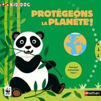 Kididoc: Protegeons la planete (Hardback)