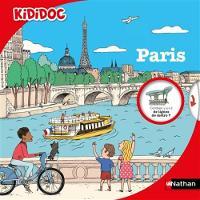 Kididoc: Paris (Hardback)