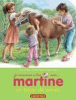 Je commence a lire avec Martine: Un tresor de poney (Paperback)
