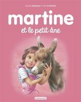 Les albums de Martine: Martine et le petit ane (Hardback)