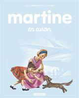 Les albums de Martine: Martine en avion (Hardback)