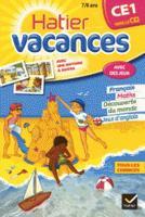 Cahiers De Vacances Hatier