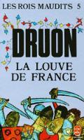 Les Rois maudits 5: La Louve de France (Paperback)