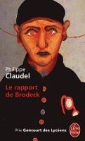 Le rapport de Brodeck (Paperback)