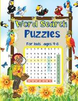 Word Search for Kids 4-8