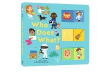 Who Does What? (Board book)