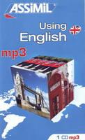 Using English: Perfectionnement Anglais (CD-Audio)