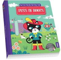 Puss in Boots: My First Pull the Tab Fairy Tales (Board book)