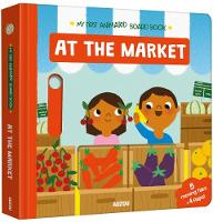 At The Market: My First Animated Board Book (Board book)