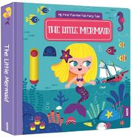 My First Pull-the-Tab Fairy Tale: The Little Mermaid - My First Pull-the-Tab Fairy Tale (Paperback)