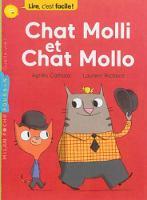Chat Molli et chat Mollo (Paperback)