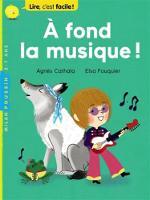 A fond la musique! (Paperback)
